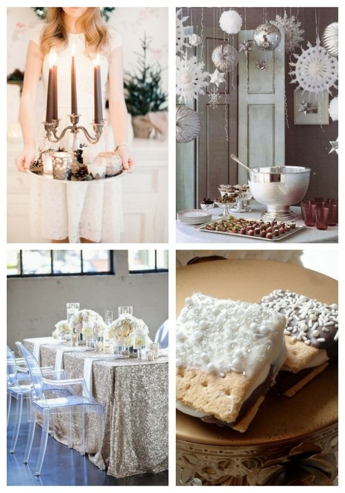 50 Gorgeous Winter Bridal Shower Ideas