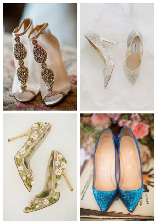 25 Lovely Spring Wedding Shoes Ideas