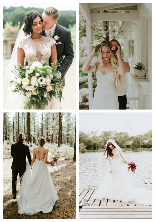 main 5 Best Bridal Looks Of The Week #5