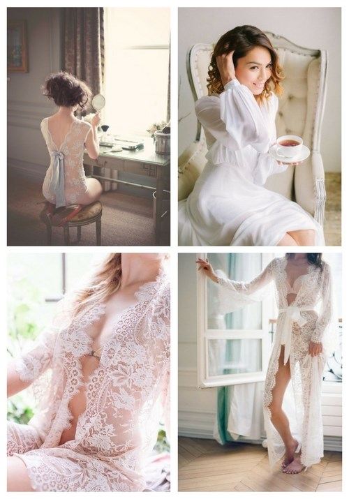 35 Robes And Rompers For Bridal Morning