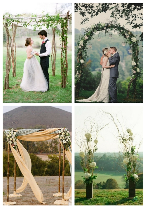 main Cute Spring Wedding Arches