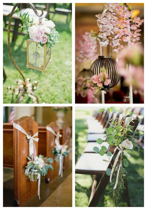 40 Stunning Spring Wedding Aisle Decor Ideas