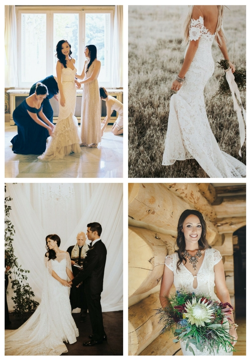main 5 Best Bridal Looks Of The Week #10