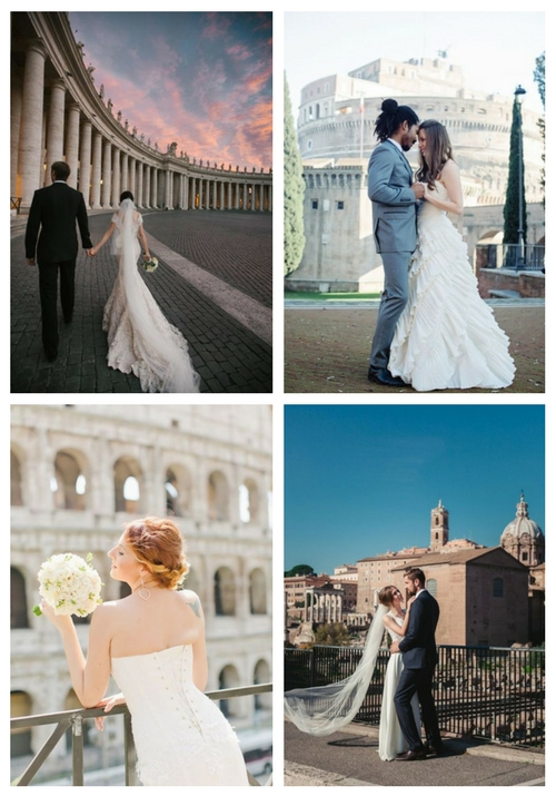 60 Gorgeous Rome Destination Wedding Ideas