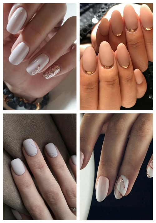 20 Spring Wedding Nails Ideas For Fashion-Forward Brides | HappyWedd.com