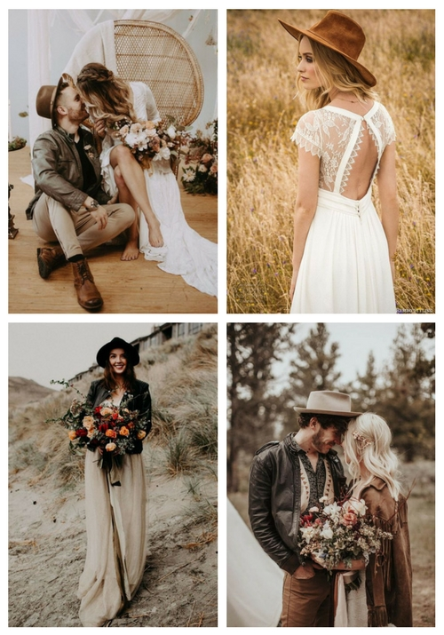 2018 Wedding Trend: 30 Hats For Brides And Grooms