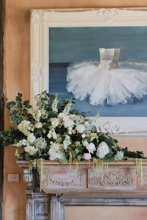 14 gorgeous floral used for the shoot