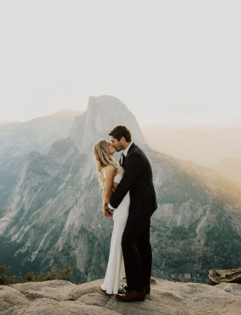 consider having an early morning ceremony to get the best light