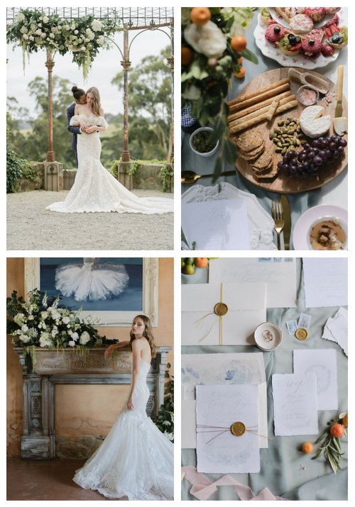 25 Refined French Romance Wedding Ideas