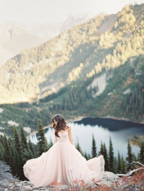 your wedding pics are sure to have a strong wow factor