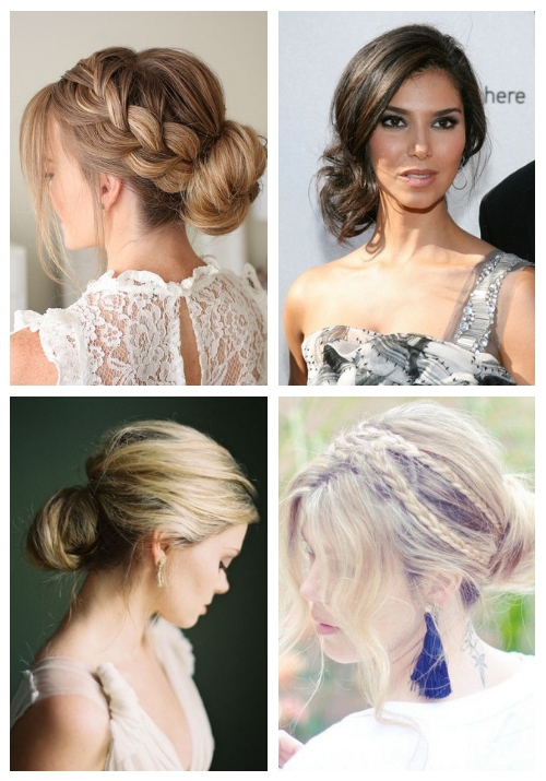 25 Awesome Low Bun Wedding Hairstyles Happywedd