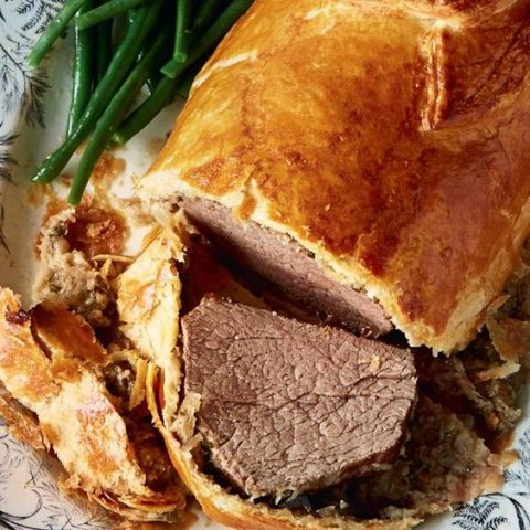beef Wellington is classics that is very comforting for winter