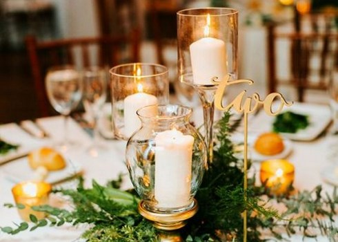 30 Beautiful Winter Wedding Centerpieces