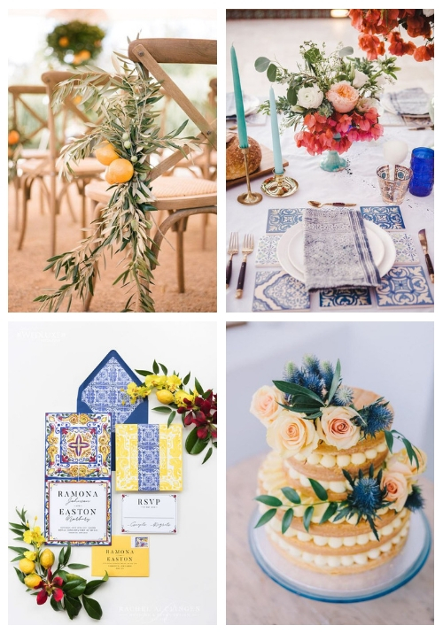 32 Vivacious Mediterranean Wedding Ideas