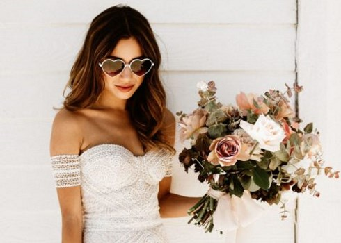 30 Breathtaking Off The Shoulder Wedding Dresses