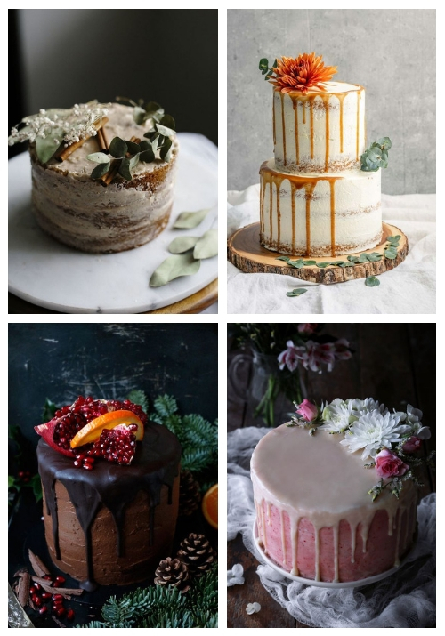 main 26 Vegan Wedding Cakes You'll Totally Enjoy