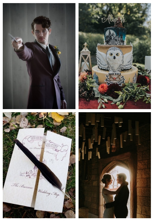 main 30 Magical Harry Potter Wedding Ideas