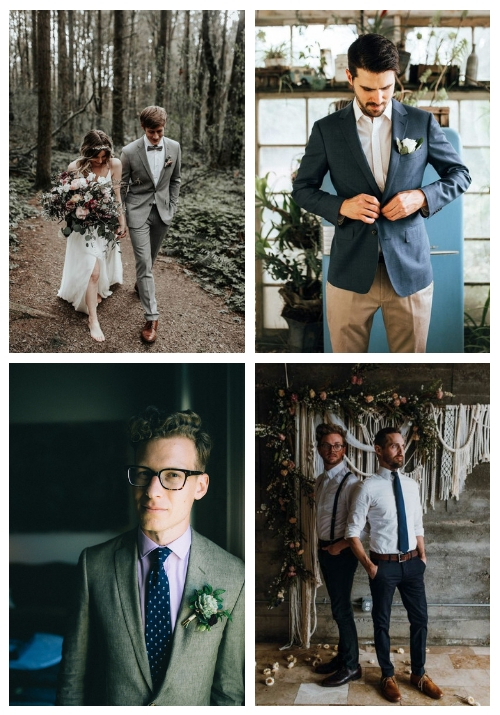 31 Chic Spring Groom Looks That Inspire
