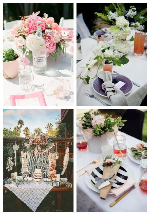 main 23 Cool Backyard Bridal Shower Ideas