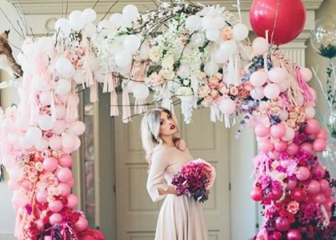 21 Whimsy And Fun Balloon Wedding Decor Ideas