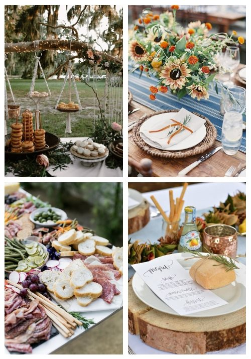 main 35 Lovely Rustic Rehearsal Dinner Ideas