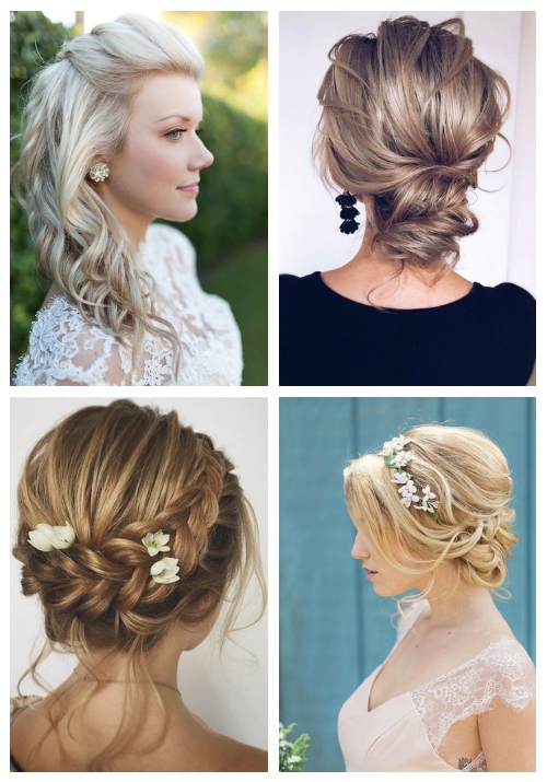 31 medium length wedding hair ideas cover