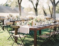 55 Backyard Wedding Reception Ideas You'll Love