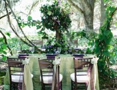 65 Outdoor Woodland Wedding Decor Ideas
