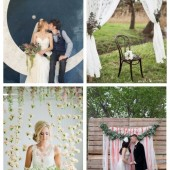 main Photo Booth Backdrops For Your Wedding