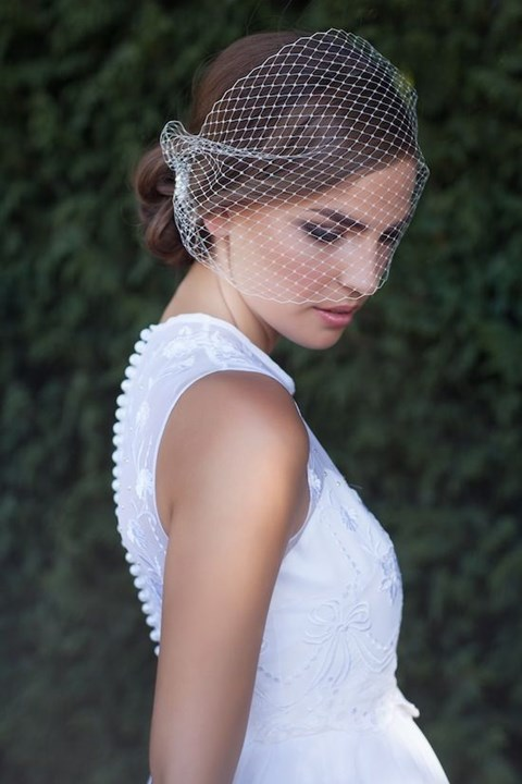 comb overs haircuts 76 adorable vintage birdcage veils happywedd 2788