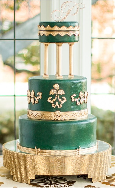 48 Sophisticated Emerald And Gold Wedding Ideas To Get Inspired Hywedd