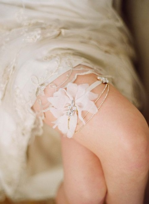 64 Hot Wedding Garters For Any Taste