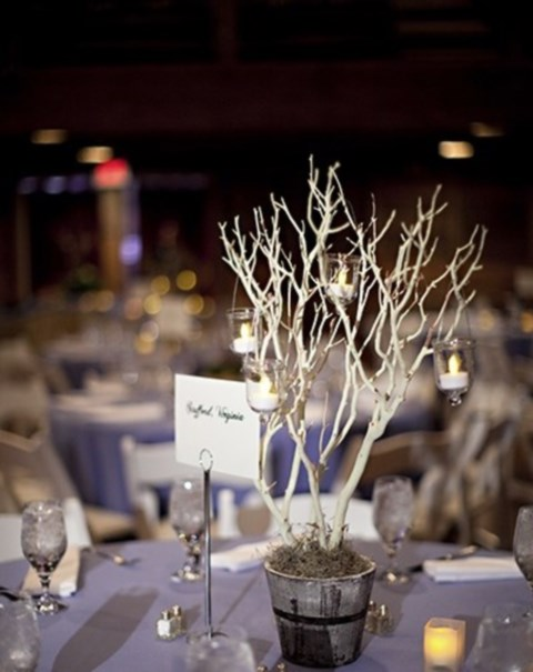 Prime 90 Inspiring Winter Wedding Centerpieces Youll Love Download Free Architecture Designs Sospemadebymaigaardcom