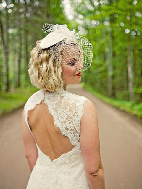 78 Gorgeous Keyhole Back Wedding Dresses