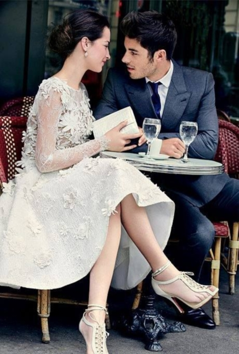 61 Fabulous Short Wedding Dresses For Every Style