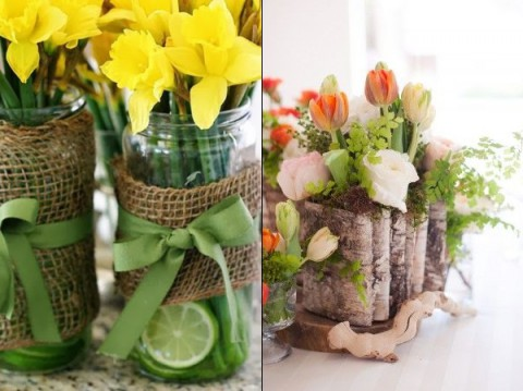 58 Fabulous Spring Wedding Centerpieces Happywedd Com