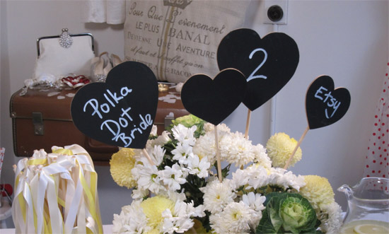 32 Awesome DIY Wedding Table Numbers
