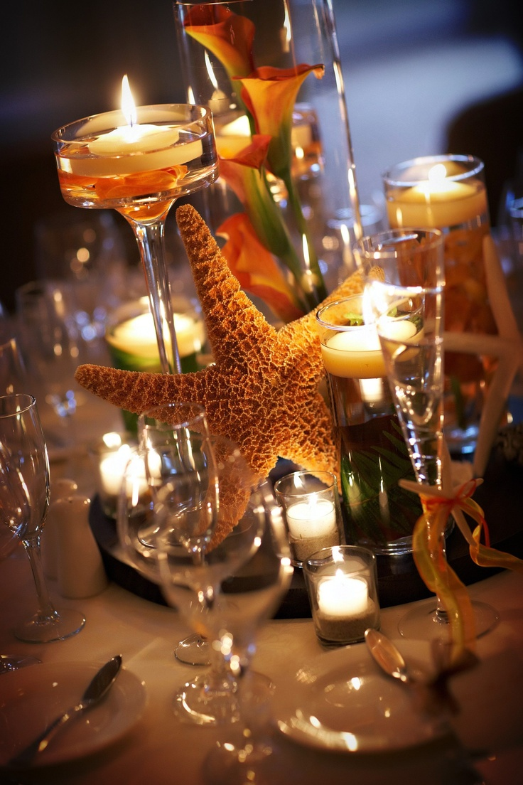 Astonishing 80 Beach Centerpieces That Will Drive You Crazy Happywedd Com Download Free Architecture Designs Intelgarnamadebymaigaardcom