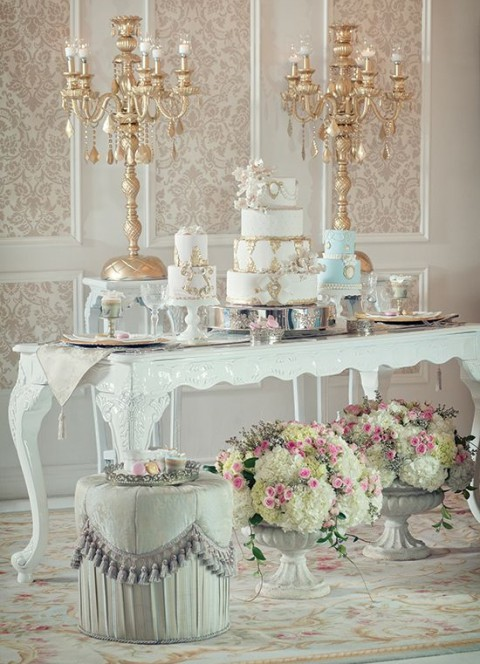 beautiful wedding cake tables 92 beautiful wedding dessert table ideas happywedd 11233