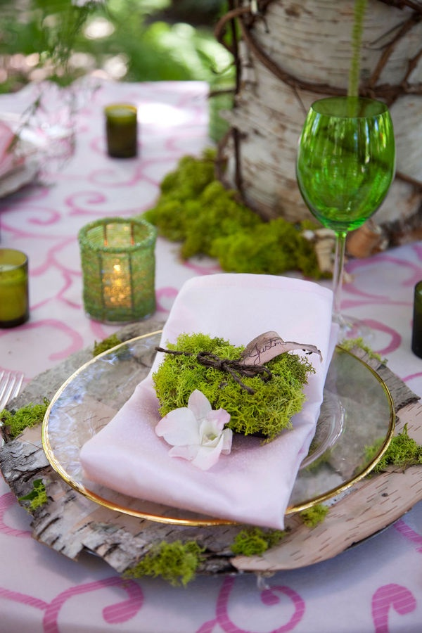 How To Incorporate Moss Into Your Wedding Decor: 7 Ideas And 64 Examples