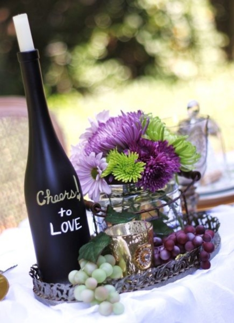 53 Vineyard Wedding Centerpieces To Get Inspired