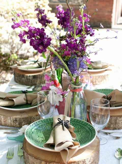 boho wedding table decorations 45 bold boho wedding table settings happywedd 2013