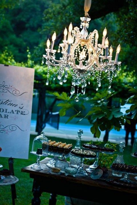 50 Glam Chandeliers For Wedding Decor