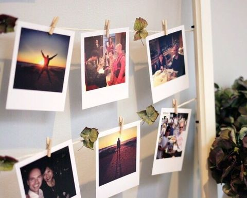 16 Easy DIY Photo Projects For Your Wedding