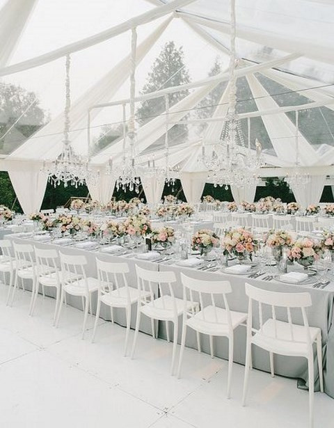 5 Ways And 125 Examples To Decorate Your Wedding Tent