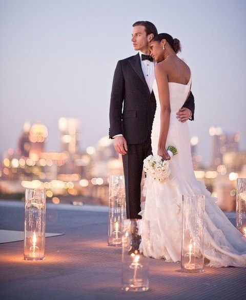 77 Breathtaking Rooftop Wedding Ideas To Rock