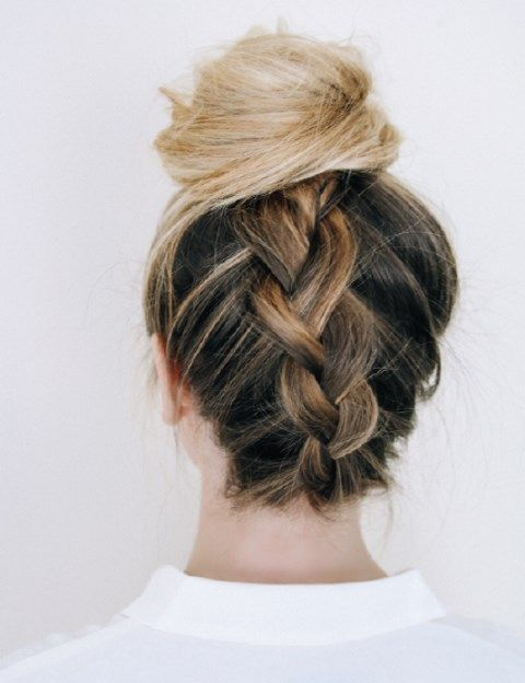 30 DIY Braided Hairstyles For Brides And Bridesmaids