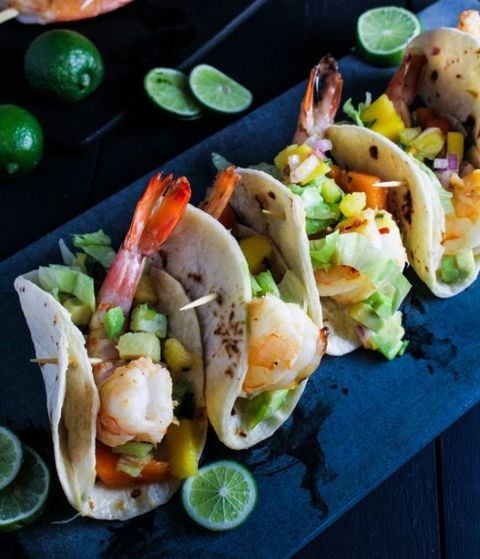 65 Delicious Tropical Wedding Food And Drink Ideas