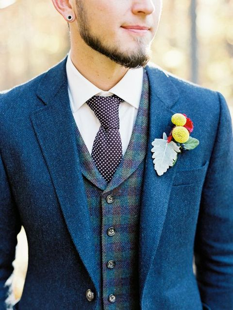 40 Stylish Tweed Suits For Grooms
