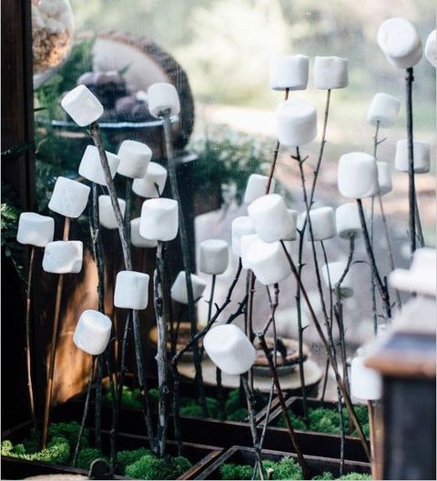 40 Delicious Marshmallow Ideas For Your Engagement Or Big Day